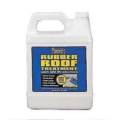 Rubber Roof Treatment - Protect All 68128 1gal Rubber Roof Protective Treatment