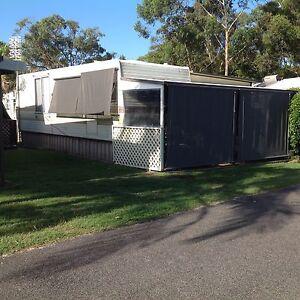 Caravan Fingal Bay Port Stephens Area Preview