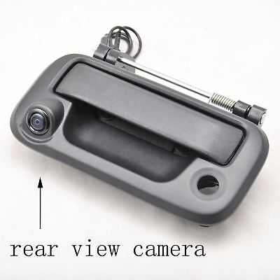 Tailgate Backup Door Handle Rear view Camera For 2004-2014 Ford F-150 Car Truck