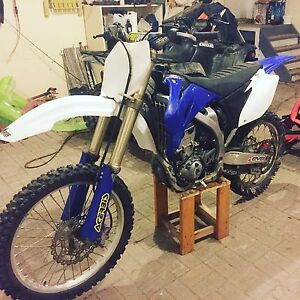 2007 yz250f part out