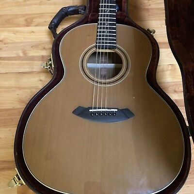 Fender GDO 500 SE Solid Wood Cedar Ovangkol Orchestra Acoustic Electric Guitar