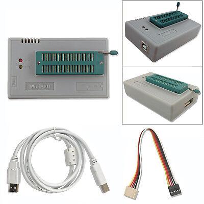 Usb Tl866ii Plus Eprom Eeprom Flash Programmer Minipro Bios Avr Al Pic Sp Mcu