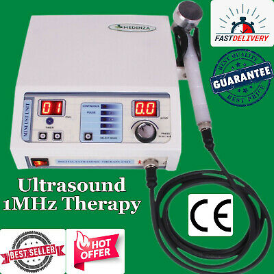 New 1mhz Original Ultrasound Ultrasonic Therapy Machine For Pain Relief Therapy