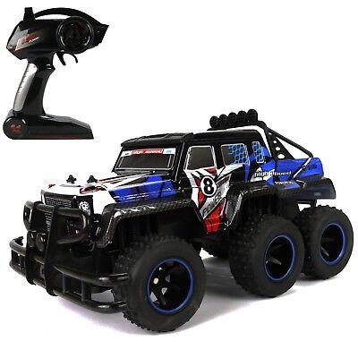 XXL 3 Achsen Monster Truck ferngesteuert RC Auto 2,4GHz Fernsteuerung 3-Achser