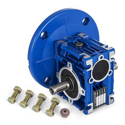 Worm Gear 151 63c Speed Reducer Gearbox Dual Output Shaft Unique Vevor Update