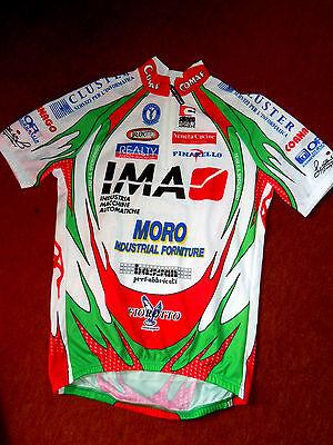 Radrenntrikot BICYCLE LINE Team C.S.Spercenigo, Italien, neuwertig, Gr.S