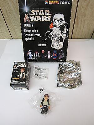 STAR WARS TOMY  KUBRICK  SERIES 2 2003   HAN SOLO