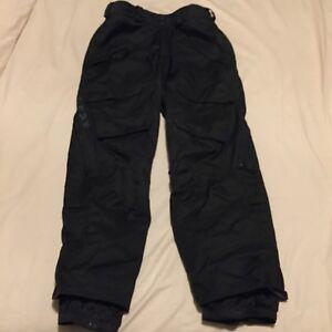 Burton men's XL snow pants