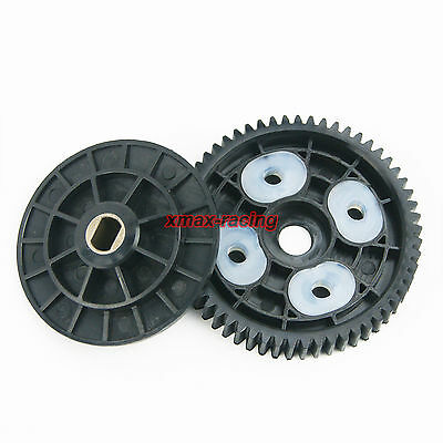 57T Spur Gear fits HPI ROVAN BAJA BUGGY 5B 5T 5SC KING MOTOR Xmax US, used for sale  USA