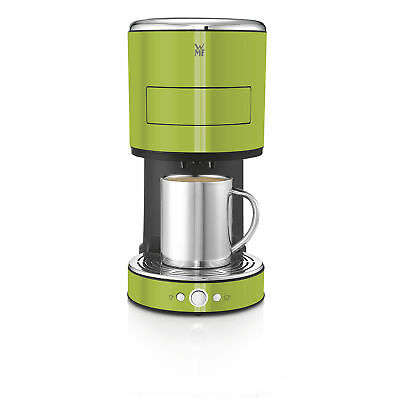 WMF LONO Kaffeepadmaschine lemon green Kaffeemaschine mit 1600W Edelstahl NEU