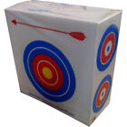 Block Target Archery Targets