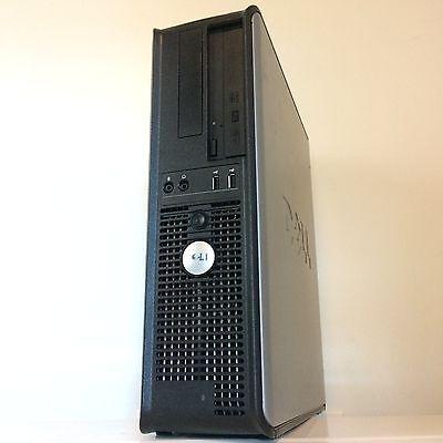 Windows XP Pro 32Bit Dual Core 3.20GHz 4GB DVDRW Desktop Computer *WIFI*