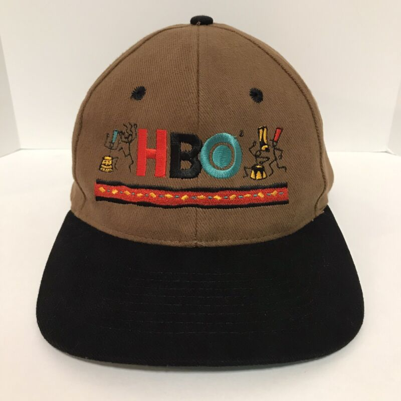 """HBO """"Check Out The Flava"""" Extremely Rare Vintage Hat In Excellent Condition"""