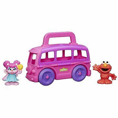 Hasbro Sesame Street Abby Cadabby On the Go Case