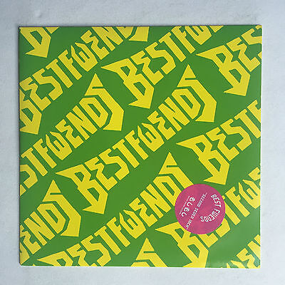 BEST FWENDS - SECOND SEVEN INCH * 7 INCH VINYL * FREE P&P UK * MOSHI 33 *