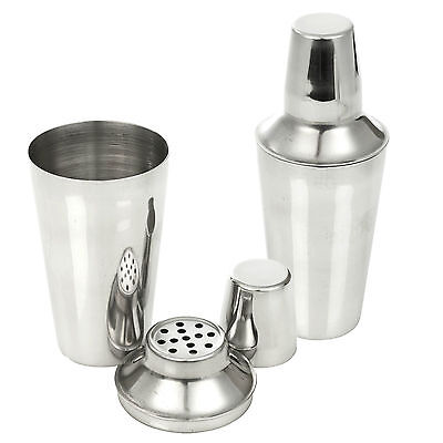 Stainless Steel Cocktail Shaker Mixer Drink Pub Alcohol Party Martini Bar Mojito - Drink Mojito