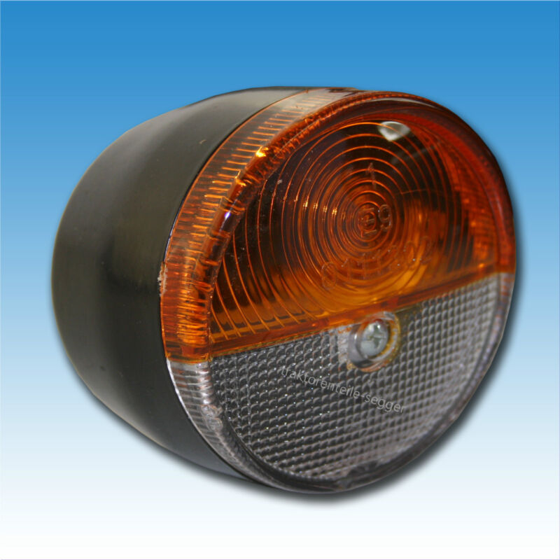 Blink u. Positionsleuchte Leuchte für Deutz 05 - Serie Traktor Schlepper  Foto 1