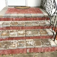 Saul's paving stone and concrete- 204-396-7740