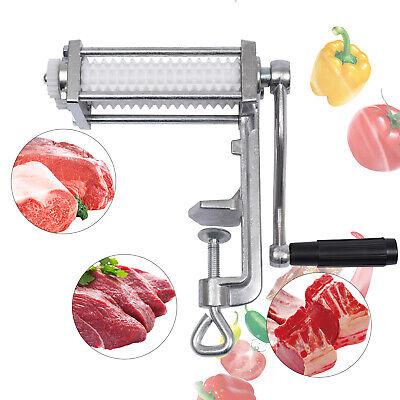 Manual Meat Tenderizer Cast Iron Cuber Meat Processor Steak Machine Kitchen Tool