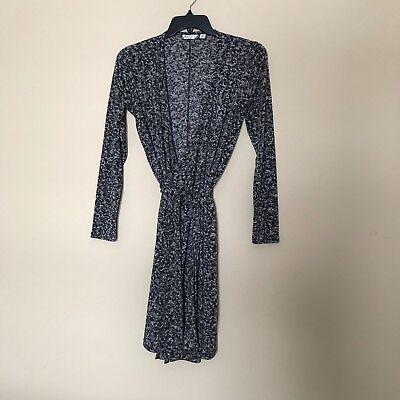 Ripe Maternity Australia Jersey Knit Wrap Dress Women's Size Medium -