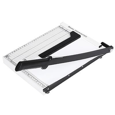 "Heavy Duty 12"" A4 Paper Cutter Trimmer Machine Home Office ER"