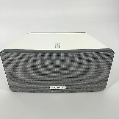 Sonos Play : 3 Mid Size Wireless Smart Home Speaker for Streaming Music- Alexa