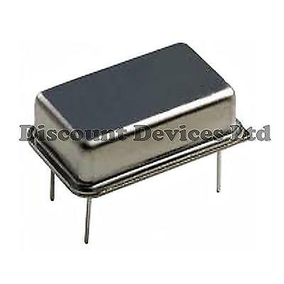 1 4 8 10 12 15 16 20 25 27MHz  Crystal Oscillator Osc. 5V H  DIP -