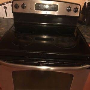 GE electric stove