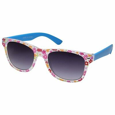 Party Favor Sunglasses Retro Neon Assorted Pattern Novelty Frame Kids Teens