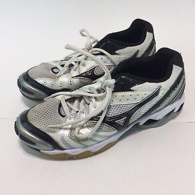 mizuno womens volleyball shoes size 8 x 3 internacional track
