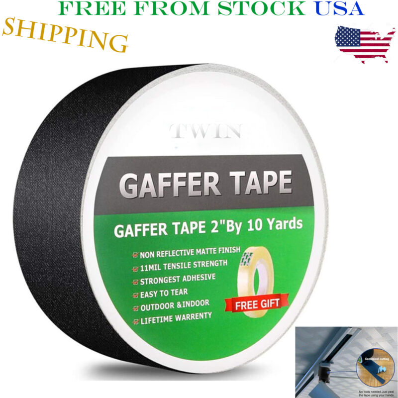 Power Premium Grade Gaffer Tape Adhesive Tape Electrical Duc