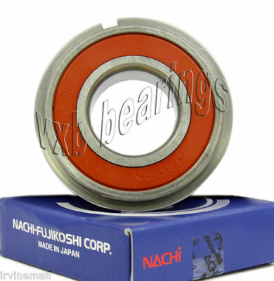6019-2nsenr Nachi Sealed C3 Snap Ring Japan 95mm X 145mm X 24mmall Bearings
