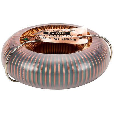 Jantzen 6295 5.6mh 14 Awg C-coil Toroidal Inductor