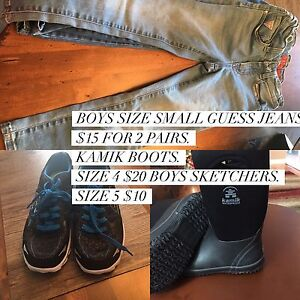 Kids Jeans,shoes and boots