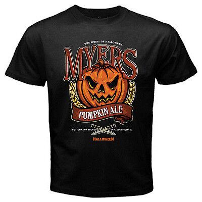 vintage Halloween T-Shirt Black creepy clown (Michael Myers Clown)