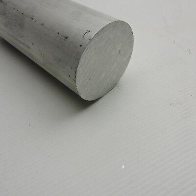 12 Diameter 6061 Aluminum Round Rod 12 Length T6511 Extruded 0.5 Inch Dia