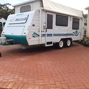 2001 Jayco Freedom Poptop tandem axle Guildford Swan Area Preview