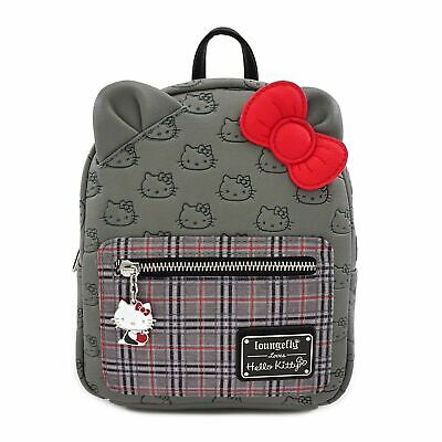 LOUNGEFLY HELLO KITTY MINI BACKPACK - SANBK0358 - NEW WITH TAGS