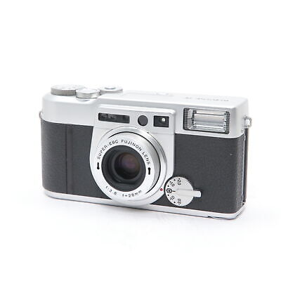 FUJIFILM KLASSE W Silver (Film point and shoot camera) #261