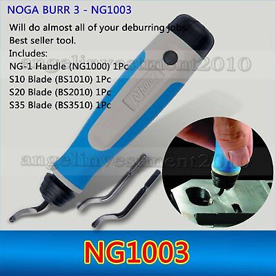 1Pcs Deburring System countersinking Blades BC1041 Compatible