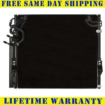 AC Condenser For Toyota Tundra Sequoia 4.0 5.7 4.6 4284