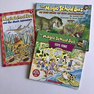 The Magic School Bus Children's Classic Books