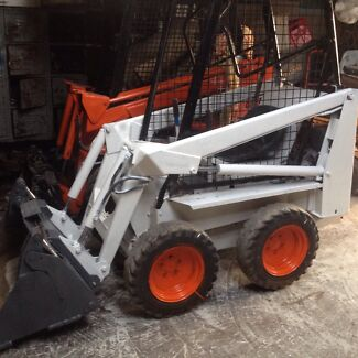 BOBCAT CARK 300 FARMBOY 800KG + 7x4 TRAILER Narre Warren North Casey Area Preview