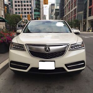 Acura MDX 2014 Navigation Package