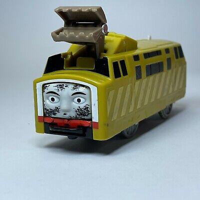 Thomas & Friends TrackMaster DIESEL 10 CRASH AND REPAIR FLIP FACE