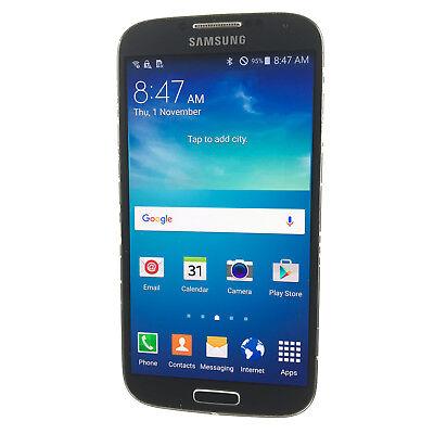 Samsung Galaxy S4 SCH-R970 (U.S. Cellular)  Blue (M-R970B) (M-S1046) -