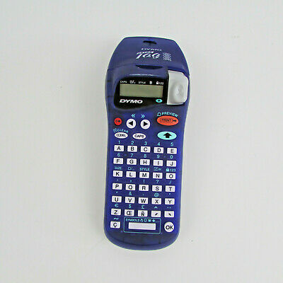 Dymo Letratag Personal Handheld Blue Label Maker 2000