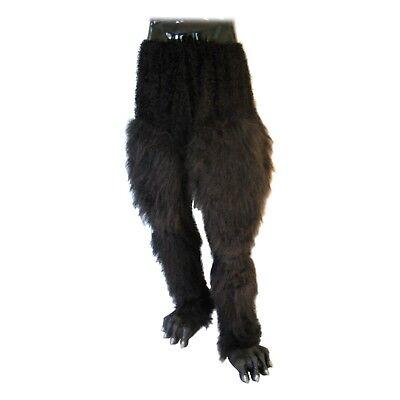 & Werwolf Fuß Erwachsene Halloween Kostüm (Fuß Halloween-kostüm)