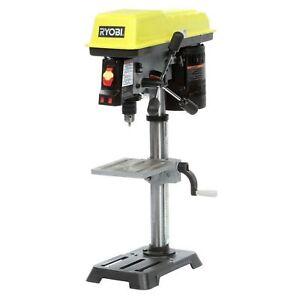 Ryobi Dp103l 10 Inches Drill Press Green Ebay