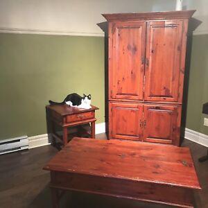 Ensemble meubles pour salon